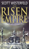 The Risen Empire - Scott Westerfeld